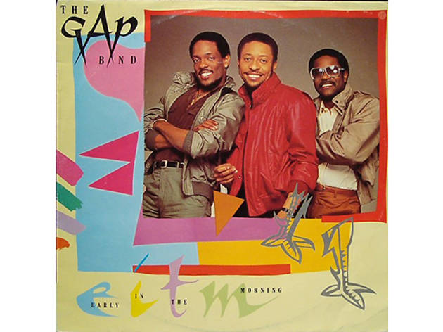 """""""Early In The Morning"""" (12"""" Version) by The Gap Band"""