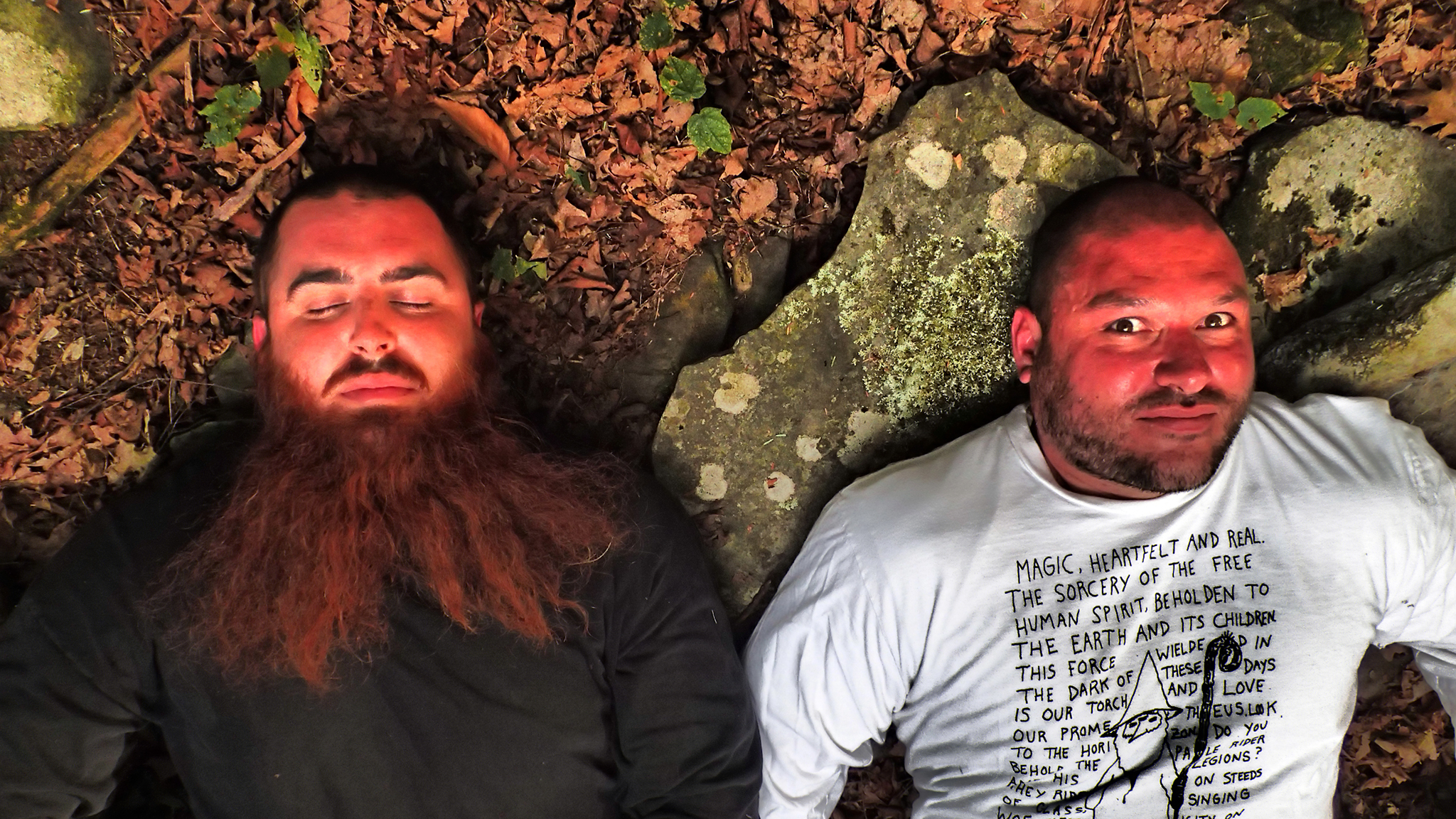 Ex-Dope Jams duo Slow to Speak on mother nature, love and LIFE itself