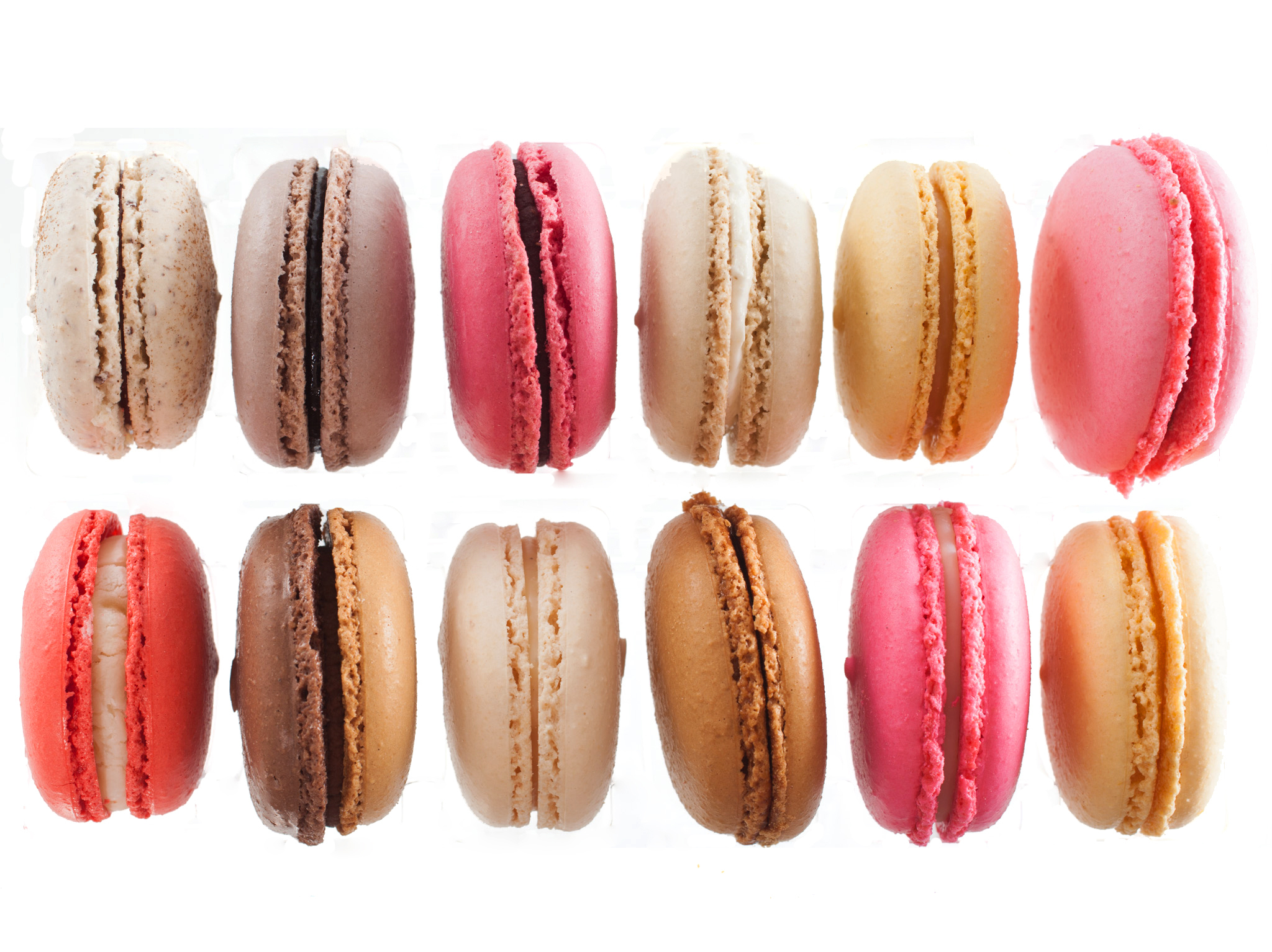 Macarons from La Fournette