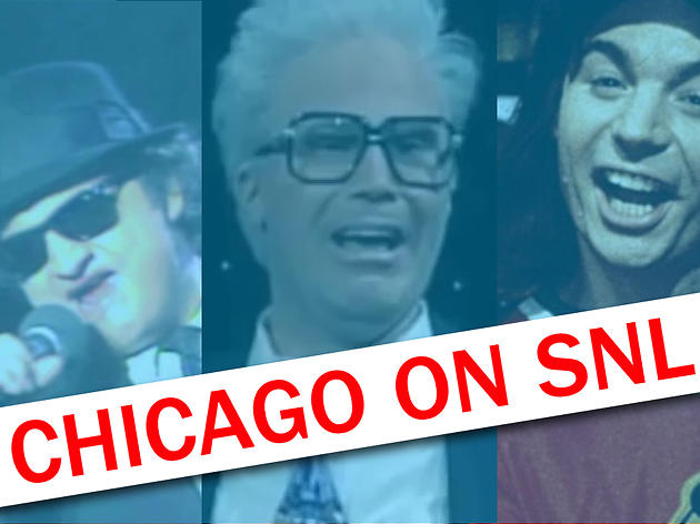 The 12 best SNL sketches about Chicago