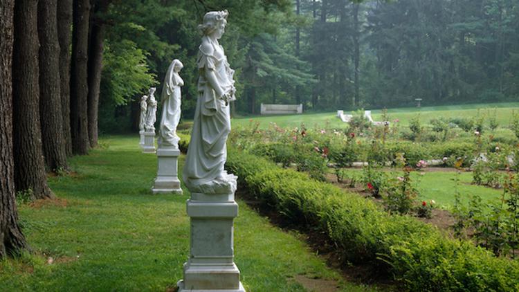 Yaddo Gardens