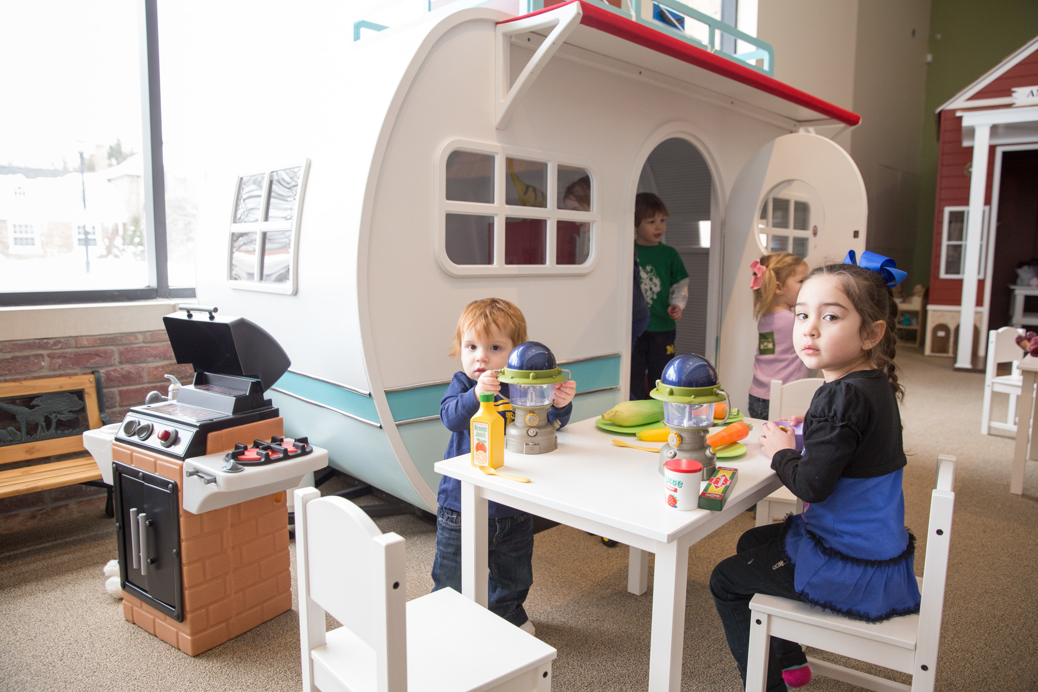 Indoor Playgrounds For Antsy Kids On Rainy Days