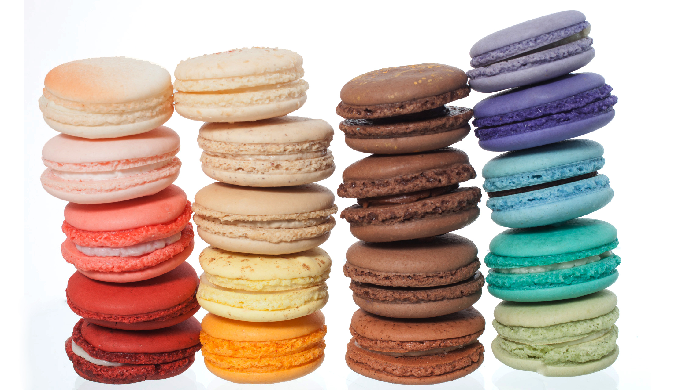 9 best French macarons