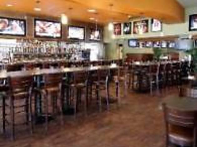 JP23 BBQ Sports Restaurant