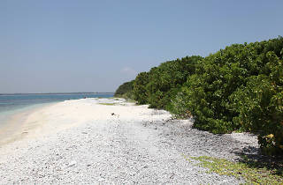 A marine national Park