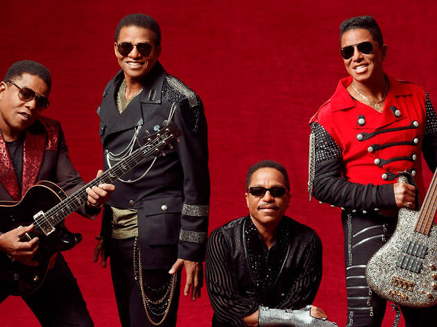 The Jacksons live in KL