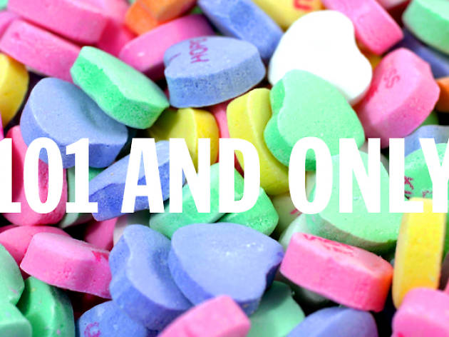 20 things we'd like to see on candy hearts in L.A.