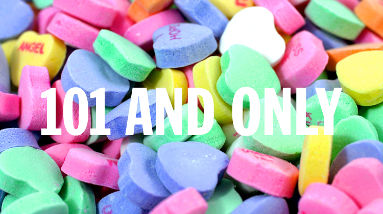 20 things we'd like to see on candy hearts in LA
