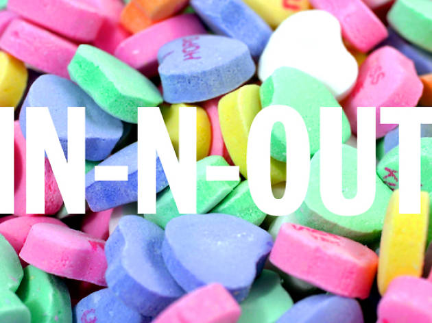 la candy hearts, in-n-out