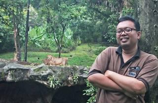 Singapore Zoo - Faizal Aziz