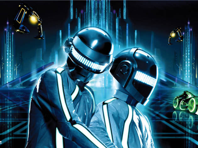 Tron Legacy, Zurich film screening, Time Out Switzerland