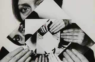 Dora Maurer whitechapel gallery competition