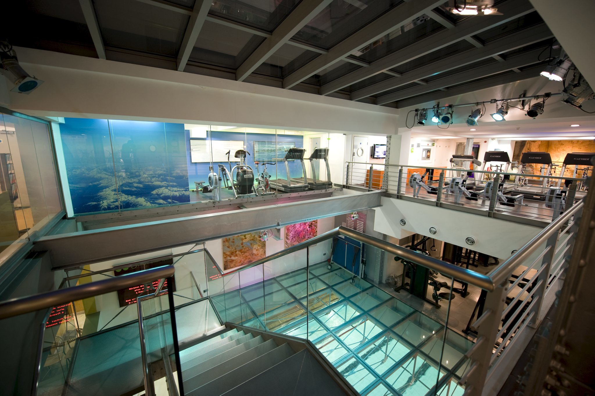 Third Space Sport And Fitness In Soho London