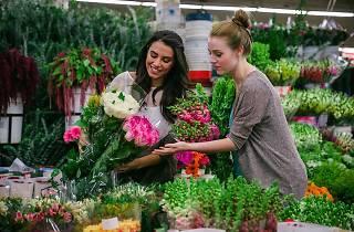 Valentine's Day at LA Flower District