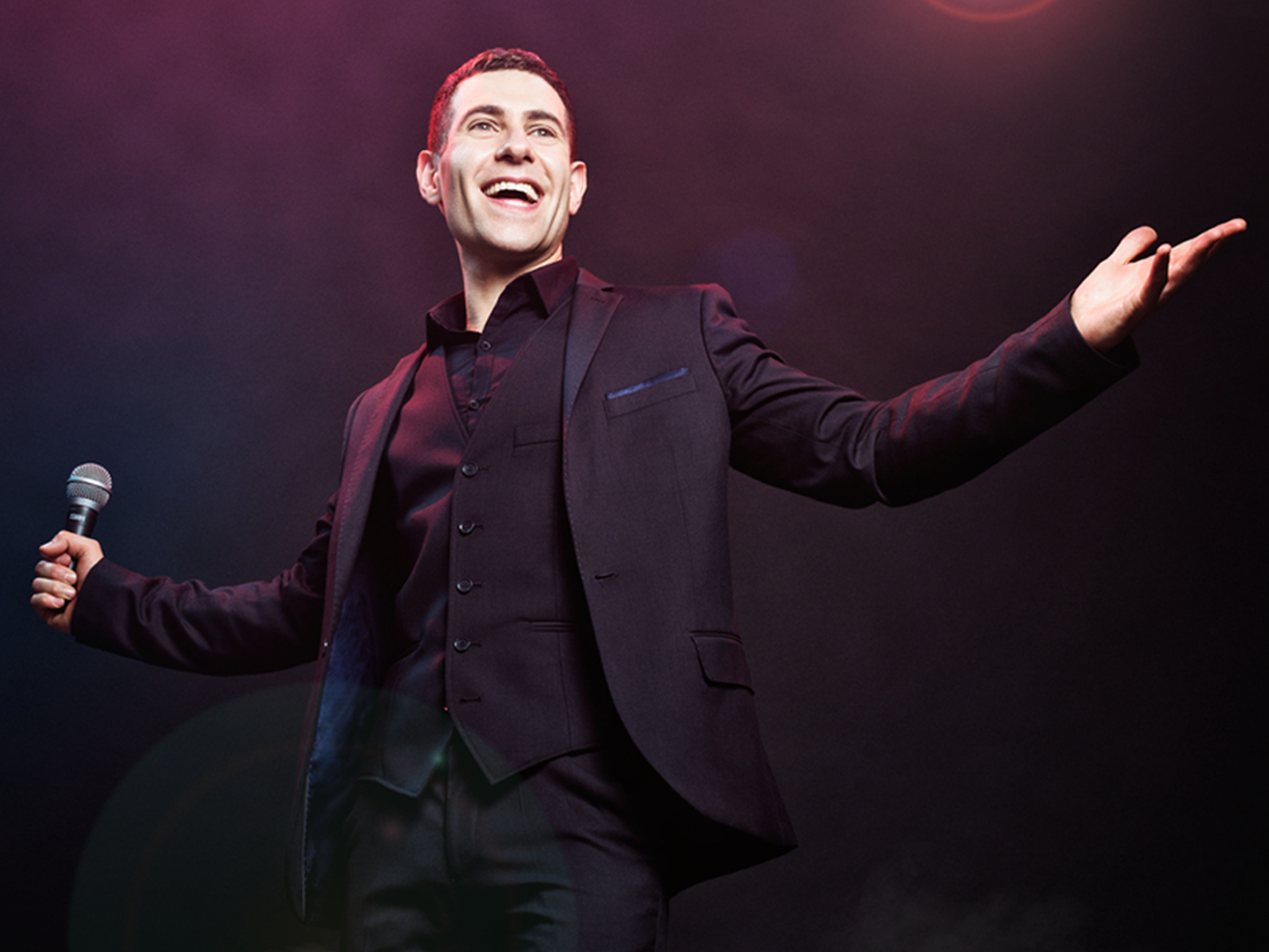 Lee Nelson – Suited and Booted