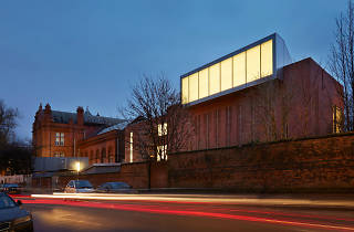 The Whitworth re-development Architecture Images