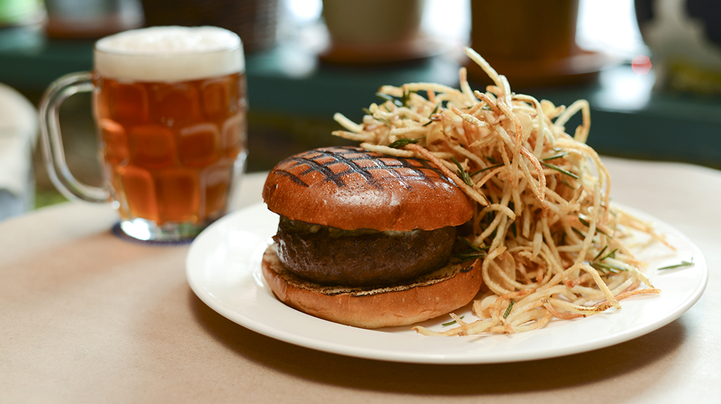 The best burgers in NYC