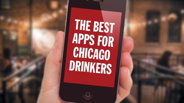 8 cool drinking apps