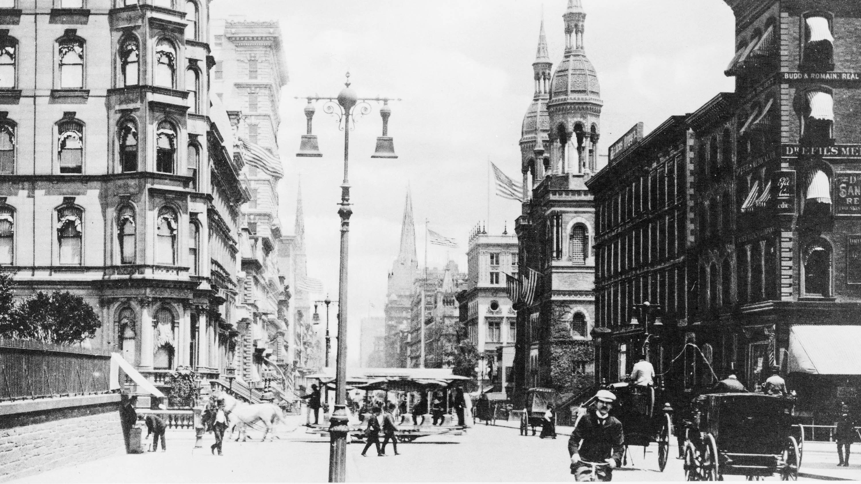 Vintage Photos Of New York City At The Turn Of The Century