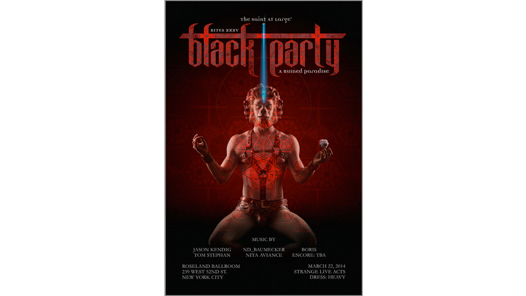 The Black Party, 2014