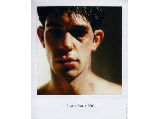 Black Party Poster, 2003