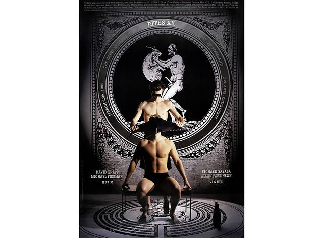 Black Party Poster, 1999
