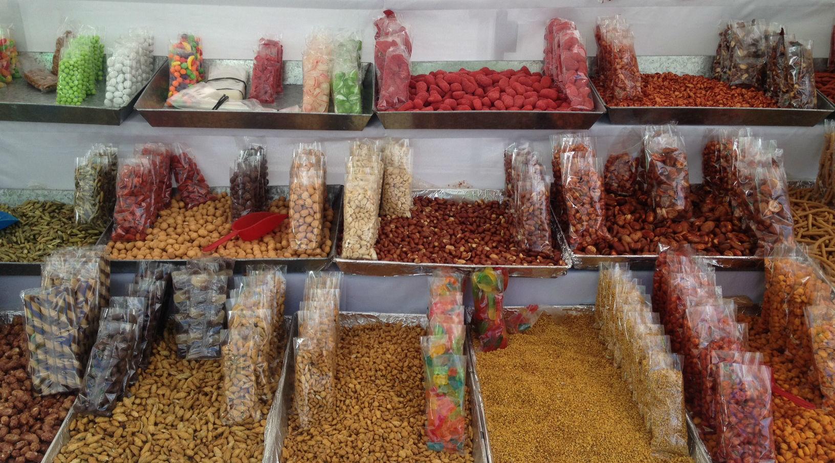 Dulces a granel (Foto: Time Out México)