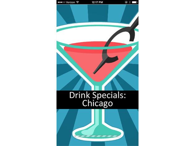 Drink Specials: Chicago