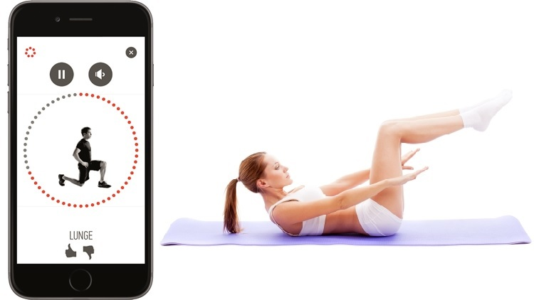 The Johnson & Johnson Official 7 Minute Workout