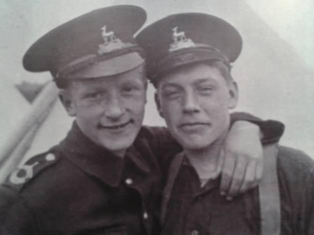Soldier Stories: Birmingham and the Royal Warwickshire Regiment 1914 - 1918