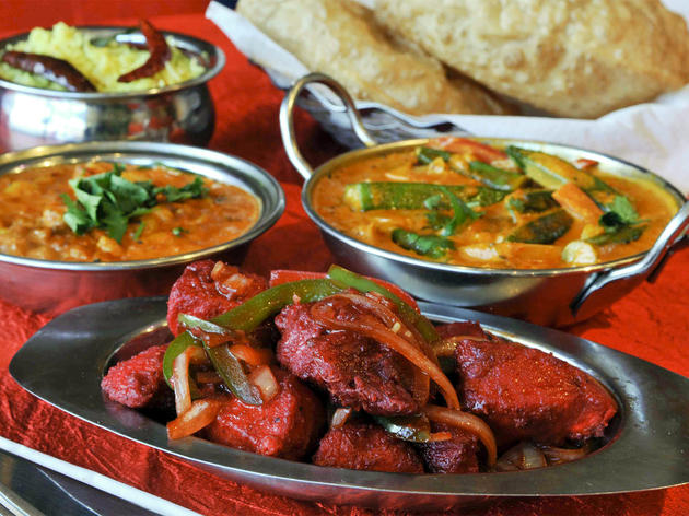 Banging Indian takeaways for delivery in London