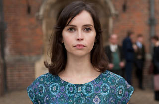Felicity Jones, The Theory of Everything