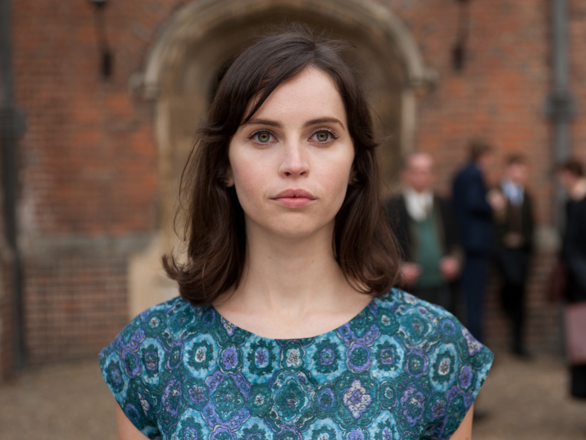 Felicity Jones on 'Star Wars' rumours, her Oscar nomination and 'The Theory of Everything'