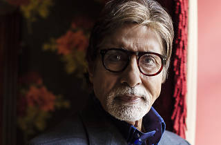 Bollywood megastar Amitabh Bachchan talks about his favourite Hindi movies