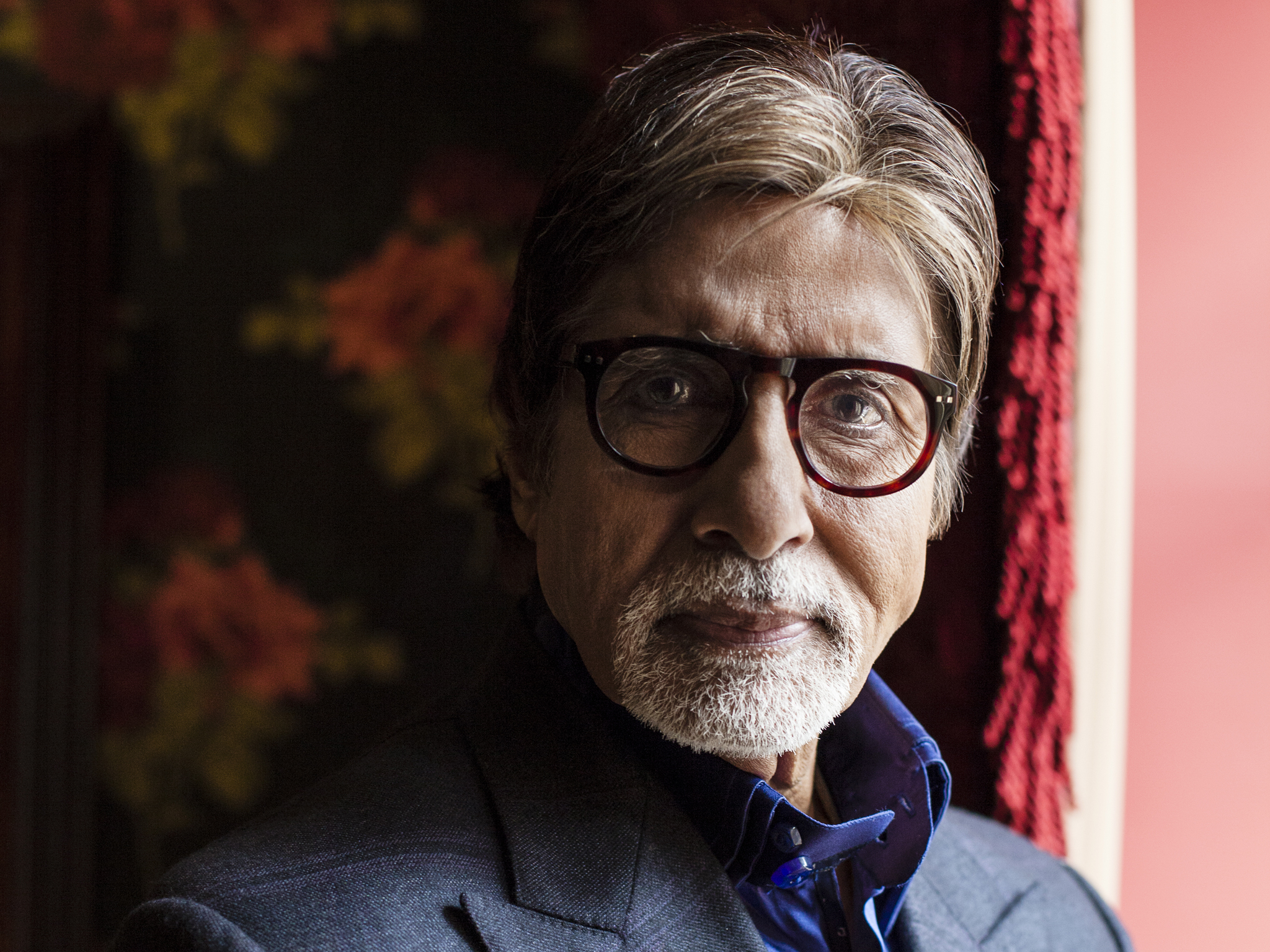 Amitabh Bachchan on 'Shamitabh', blogging and his favourite films