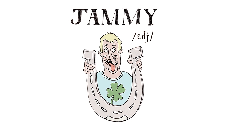 The A to Z of Northern slang: Jammy