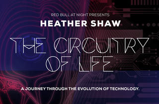 Red Bull at Night presents Heather Shaw's The Circuitry of Life