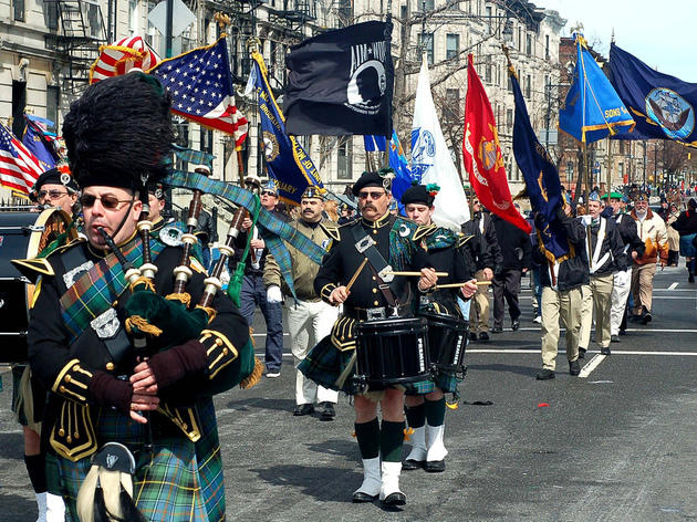 Brooklyn St. Patricks Day Parade