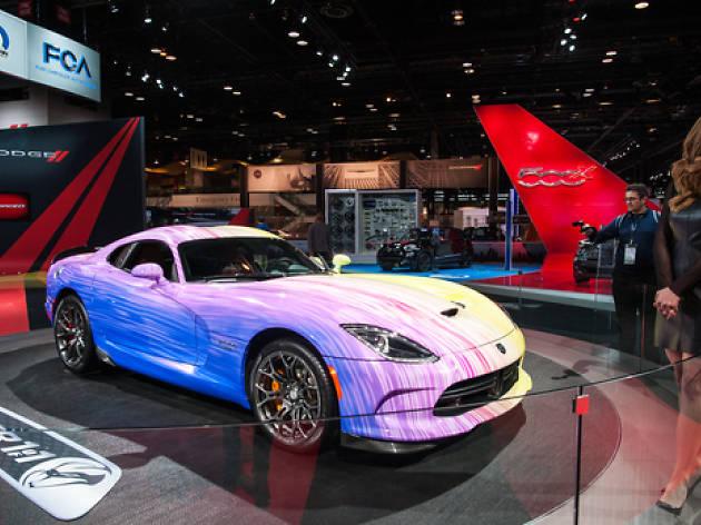 Best ways to enjoy the Chicago Auto Show