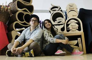 Raúl Cruz y Alejandra León (Foto: Cortesía Ohmycat!)