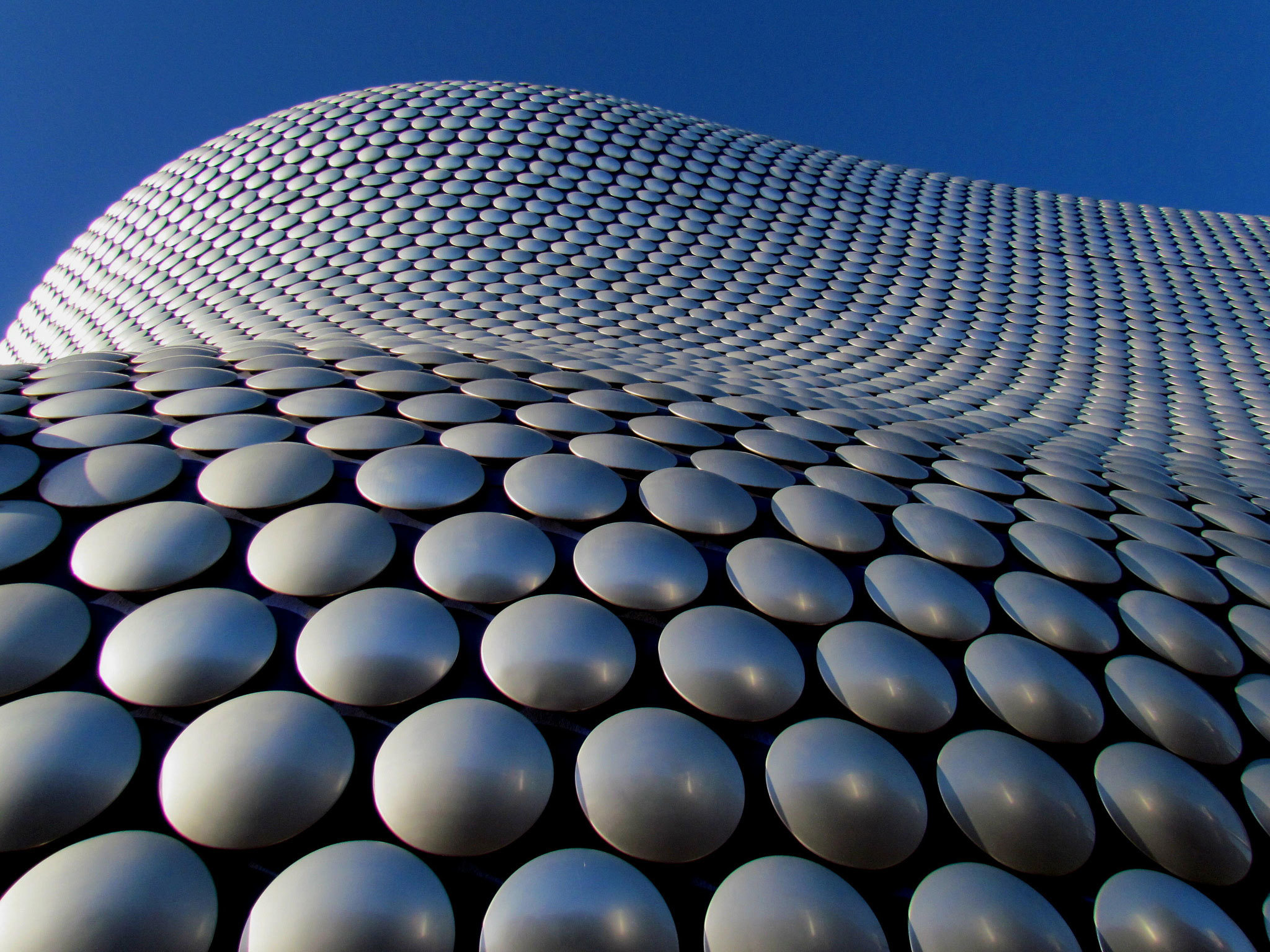 Photo: Selfridges in the Bullring in Birmingham