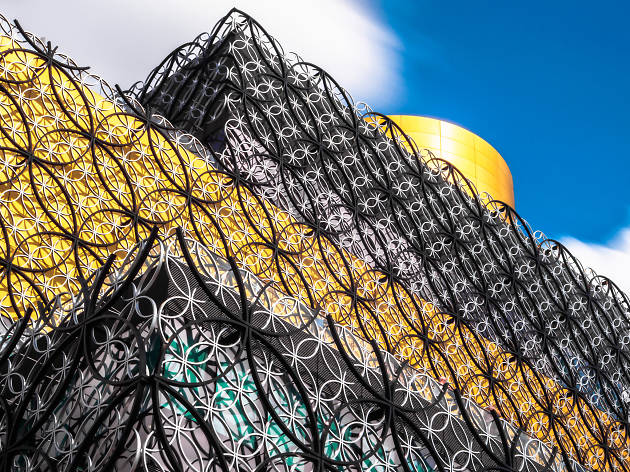Photo of the Library of Birmingham