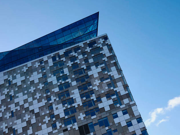 Photo of The Cube in Birmingham