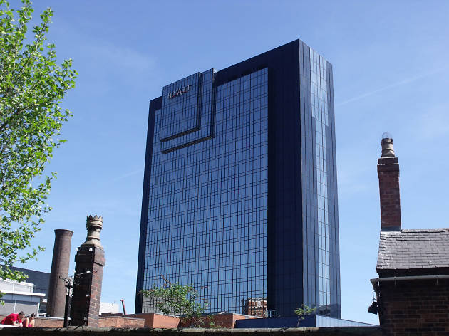 Photo of Hyatt Hotel in Birmingham