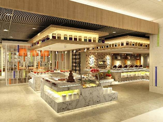 Mother's Day buffet at The Eatery at Four Points by Sheraton