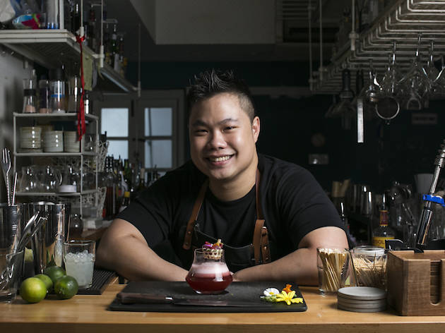 David Koh, Bar Stories