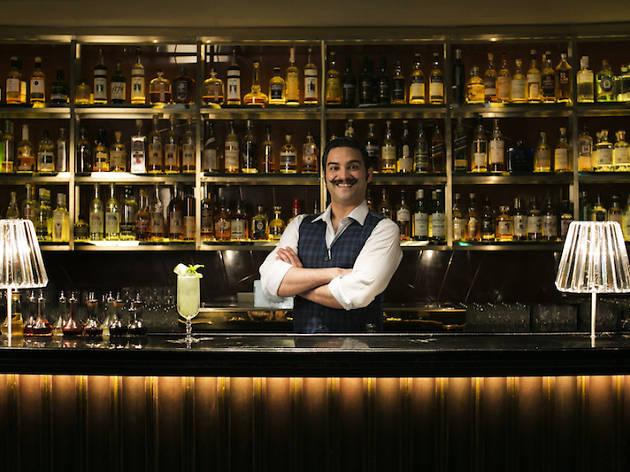 Singapore Cocktail Week: Cocktail tour with Ricky Paiva (Singapore)