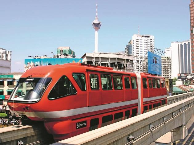 Solve your monorail woes