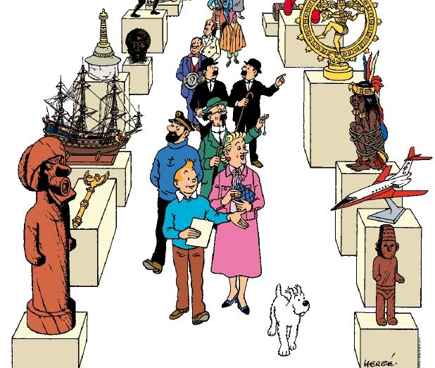 Le Musée de Tintin