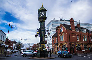 The Jewellery Quarter